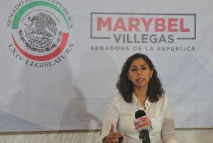 """Estamos a tiempo de crear un verdadero cambio en México: @MarybelVillegas"""