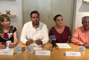 Crean #FrenteComún contra la aprobación del #PlandeDesarrolloUrbano en #Cancún