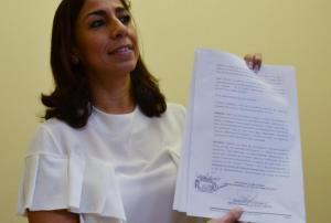 """""""No permitiremos más saqueos a  Quintana Roo: Marybel Villegas"""""""