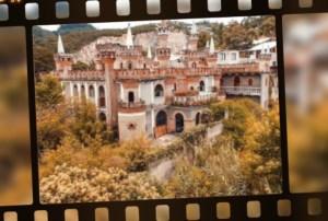Misterioso #Castillo Abandonado