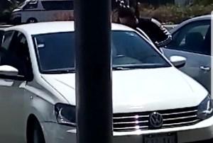 Manden un pinche patrulla a la Huayacán, gritó de auxilio de ciudadanos