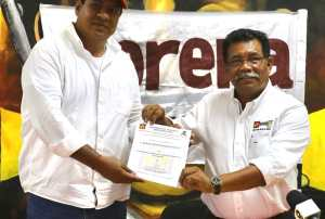Se suma Rafael Quintanar a la coalición «Juntos Haremos Historia por Quintana Roo