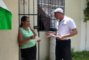 Legislar en materia ambiental principal actividad de Carlos Conde