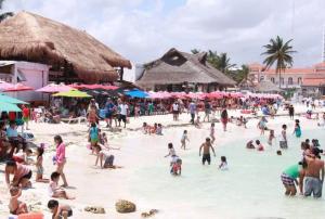 En Semana Santa habrá en Cancún ocupación de 87.5 % de acuerdo a Sectur