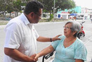 Por la inclusión de las personas con discapacidad al entorno social: Hernán Villatoro