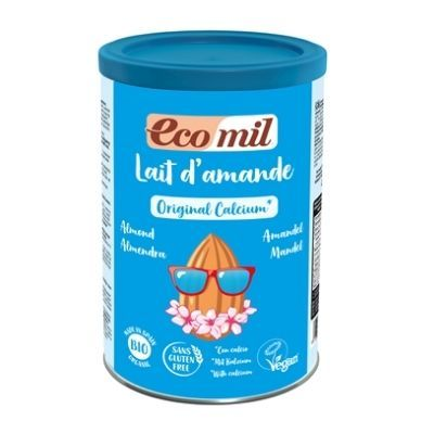 leche de avena en polvo BIO Ecomil