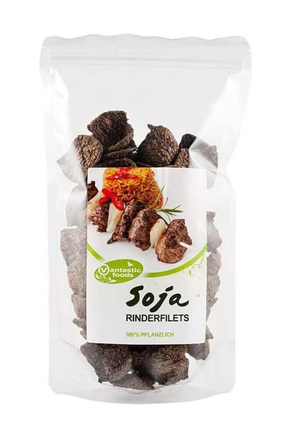 Filetes de soja barcacoa Vantastic Foods