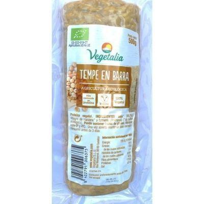 tempeh de soja en barra bio