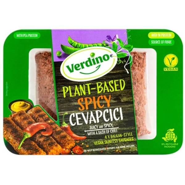 cevapcici rumano vegano picante