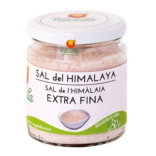 Sal del himalaya extra fina Vegetalia 250 g