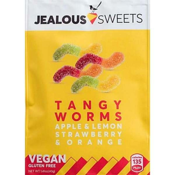 gusanos veganos pica