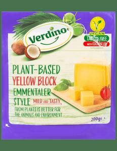 queso vegano emmental