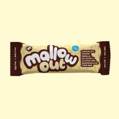 mallow de vainilla y chocolate