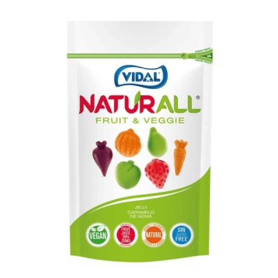 gominolas veganas de frutas
