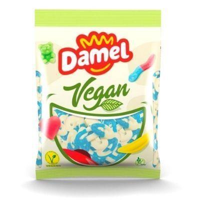 gominolas veganas aros azules damel