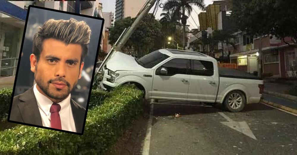 Asesinan al actor y presentador de televisión Efraín Ruales