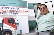 «Jorge Oñate no tiene muerte cerebral»: Instituto Cardiovascular