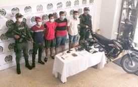 Judicializan a presuntos implicados en atentado con granada en Barranquilla