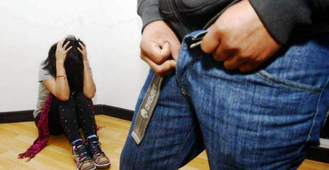 Abusó y embarazó a su hija de 12 años