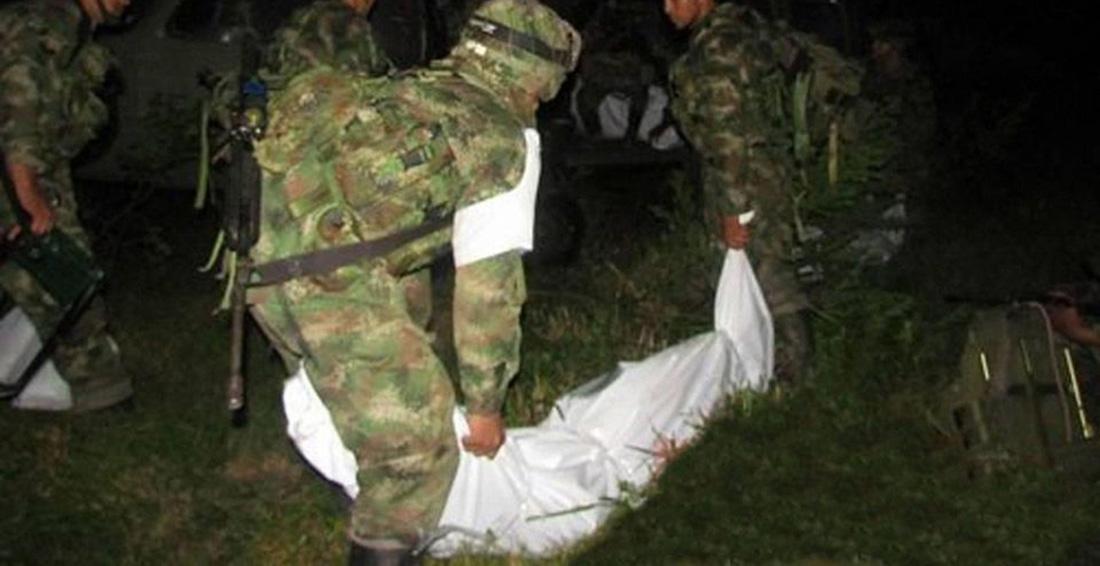Ejército da de baja en Valledupar a presunto ladrón