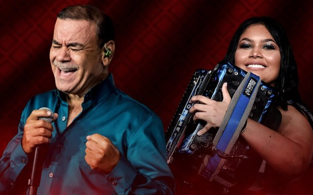 Iván Villazón rinde homenaje a la  reina del festival vallenato Yeimi Arrieta