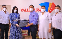 Alcalde Mello Castro entregó equipos de ventilación a IPS