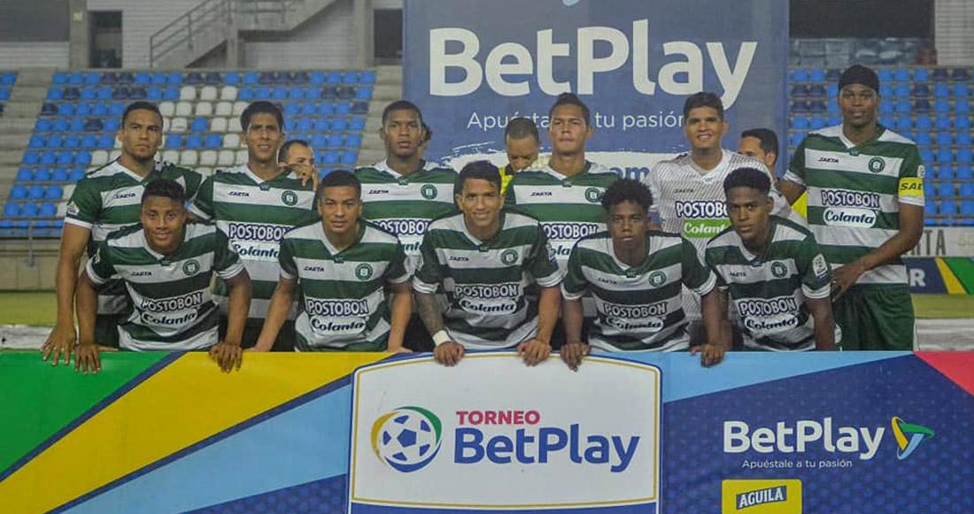 Valledupar F.C. ilusiona a sus hinchas tras vencer 0-1 al Unión Magdalena