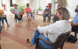 Vendedores del balneario Hurtado piden reactivación económica
