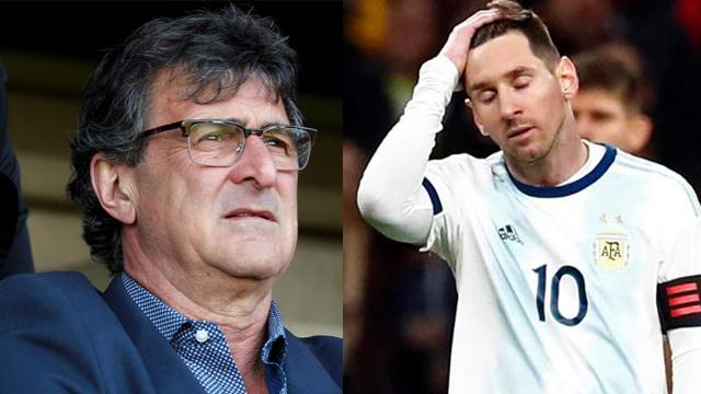 Mario Alberto Kempes arremete contra Messi: «Siempre le va a faltar cinco para el peso»