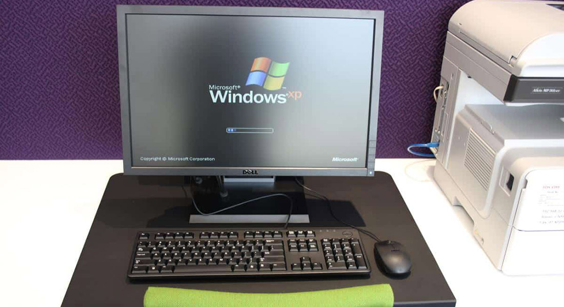 Computadoras de sistema Windows a instalar un nuevo parche para impedir fallas