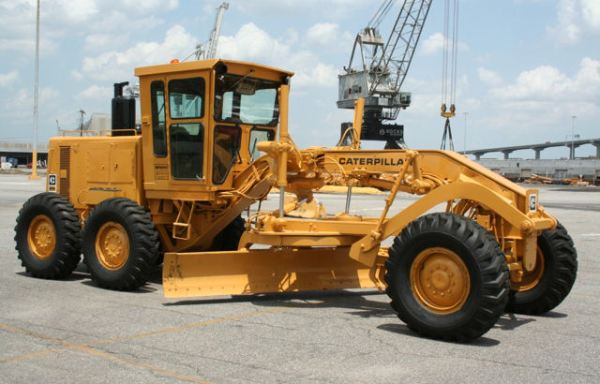 Motor Grader CAT 140G