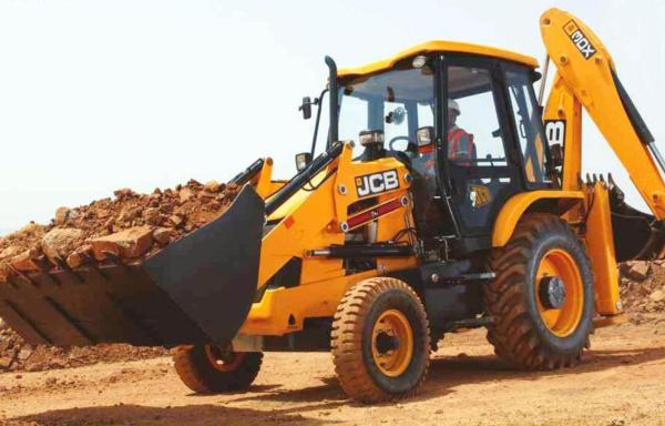 Backhoe JCB 3DX