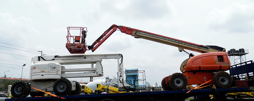 600 SERIES JLG TELESCOPE BOOM LIFTS FOR RENTALS – Quipbank Trust Limited