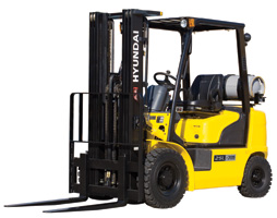 Hyundai Forklifts for sale / hire
