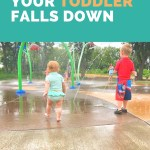 What To Do When Your Toddler Falls Down