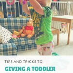 Toddler Choices: How to Give (Limited) Control