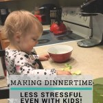Making Dinnertime Less Stressful for Everyone