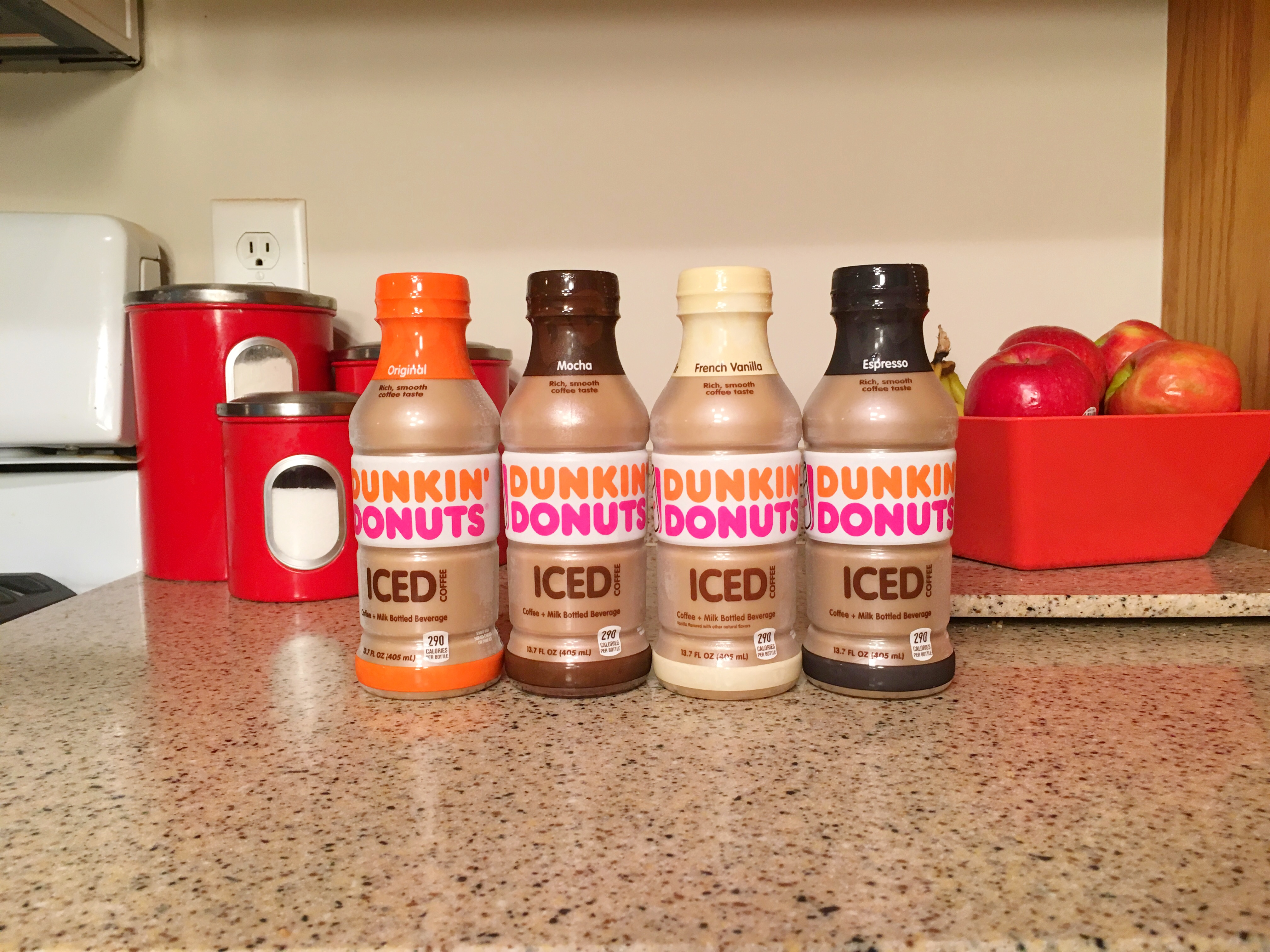 #ad On a hectic morning, I've started drinking iced coffee instead. Read about how it makes my mornings so much better! #IcedDunkinOnTheGo quirkyandthenerd.com