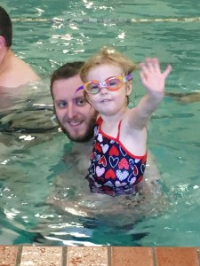 It feels terrible when your kid struggles and is the worst one. But guess what? Sometimes swim lessons aren't just about swimming. quirkyandthenerd.com