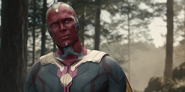 The Shocking Transformation The Vision Will Have In Infinity War Will BLOW YOUR MIND!