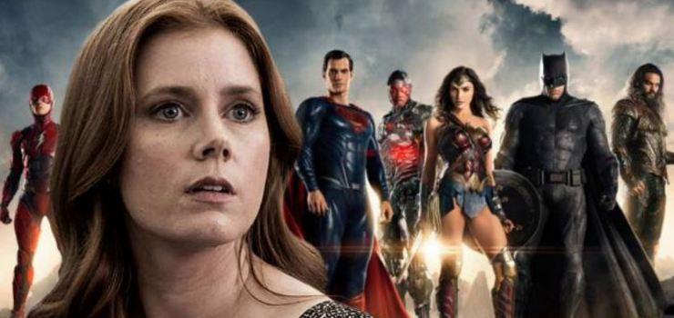 Justice League Snyder Cut Deleted Scene With Wonder Woman & Lois Lane