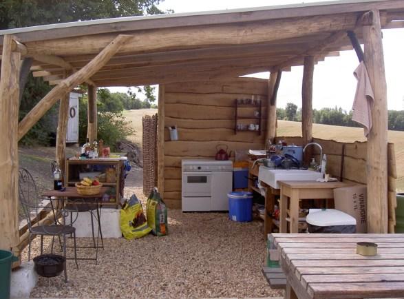 le grand abris kitchen