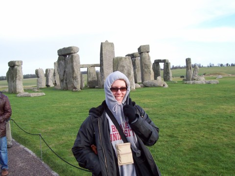 Stonehenge is just a pile of rocks.