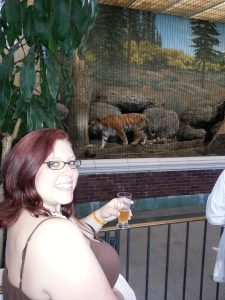Beer and Tigers. Yes.