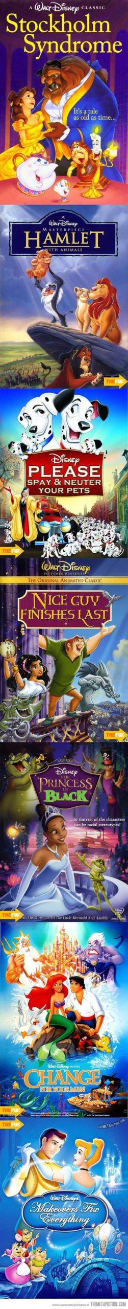 Disney  Movie AlternateTitles