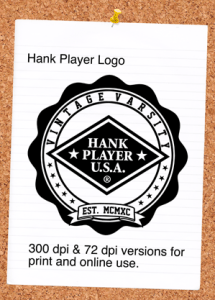Hank Player Logo