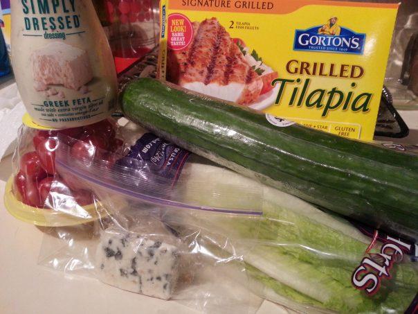 Gorton's Seafood Salad
