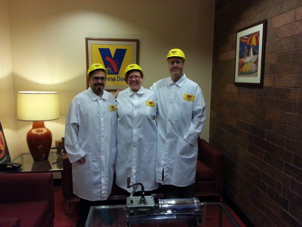 Vienna Important Person - Vienna Beef Factory Tour