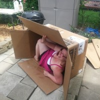 No one puts Chrissy in a box...errr...niche...err...eh whatever. She does that shit herself.