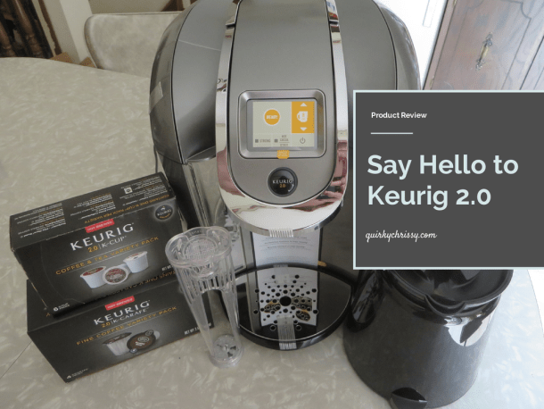Keurig 2.0 Review